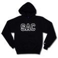 Sac Tt Blk/Wht Hood, Champion - Black