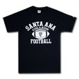 Sac Football Sport Tee, Russell - Black