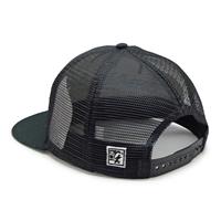 Don Logo Black/ Grey Snapback