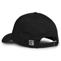 S. A. Black Mesh Cap