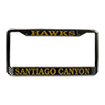 Scc Metal License Frame
