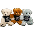 Plush Small Bear, Assorted