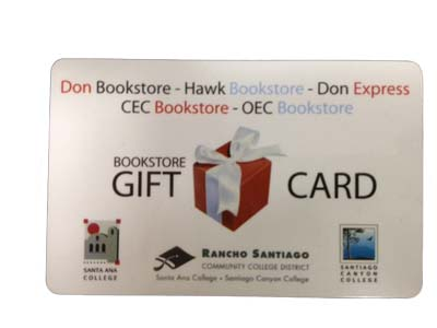 Bookstore Gift Cards (SKU 105854672)