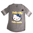 Hello Kitty Jersey, Grey